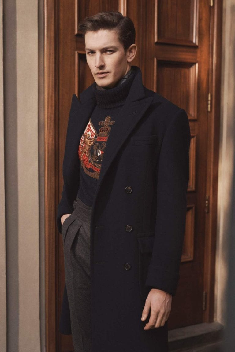 Ralph Lauren Purple Label FW20