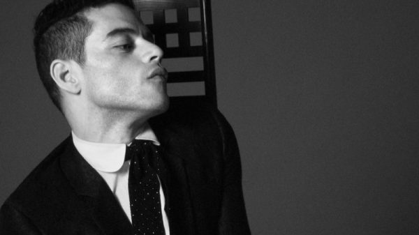 Rami Malek x Saint Laurent Rami Malek x Saint Laurent Vanity Teen Menswear & new faces magazine