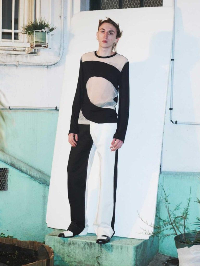 Simon Lextrait FW20 Simon Lextrait FW20 Vanity Teen 虚荣青年 Menswear & new faces magazine