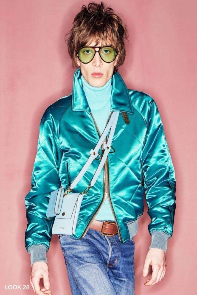 Tom Ford FW20 Tom Ford FW20 Vanity Teen 虚荣青年 Menswear & new faces magazine