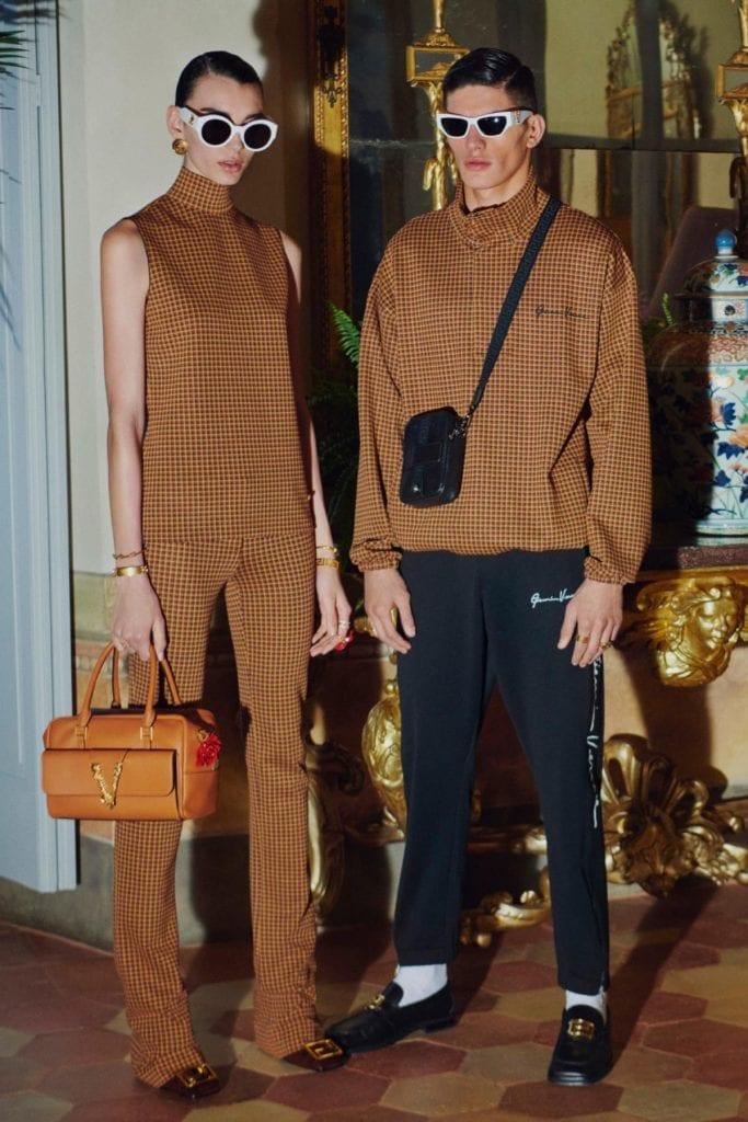 Versace Pre-Fall 2020 Versace Pre-Fall 2020 Vanity Teen 虚荣青年 Menswear & new faces magazine