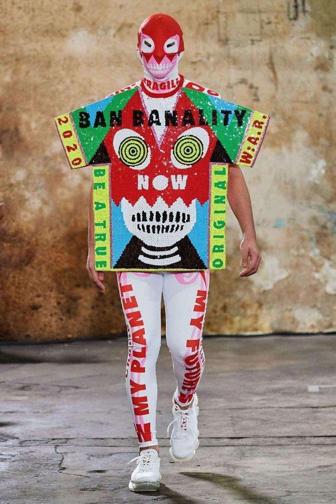 Walter van Beirendonck FW20 Walter van Beirendonck FW20 Vanity Teen 虚荣青年 Lifestyle & new faces magazine