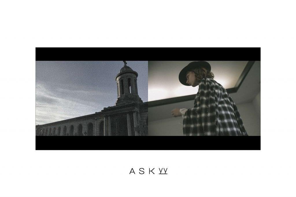 ASKYY SS20 ASKYY SS20 Vanity Teen 虚荣青年 Menswear & new faces magazine