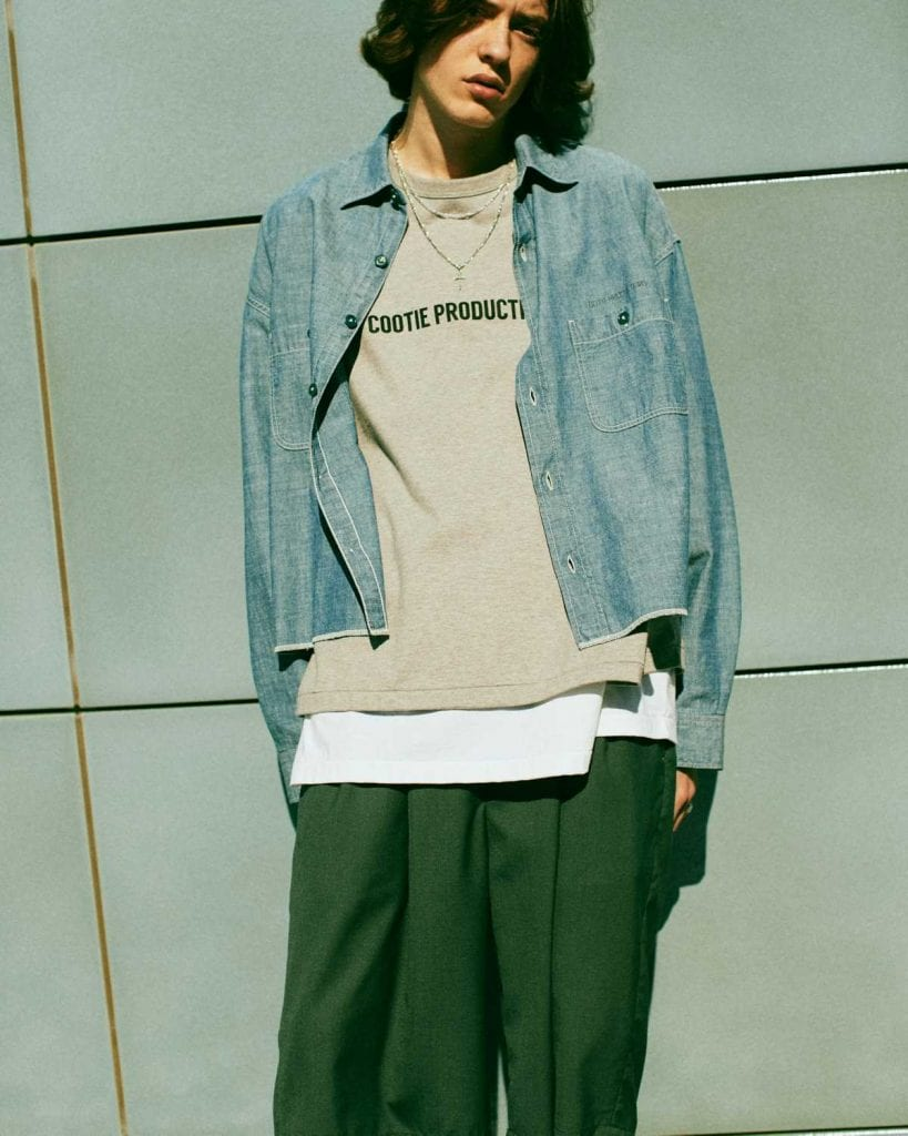 COOTIE PRODUCTIONS SS20 COOTIE PRODUCTIONS SS20 Vanity Teen 虚荣青年 Menswear & new faces magazine