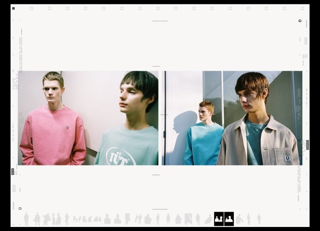 ISTKUNST SS20 ISTKUNST SS20 Vanity Teen 虚荣青年 Menswear & new faces magazine