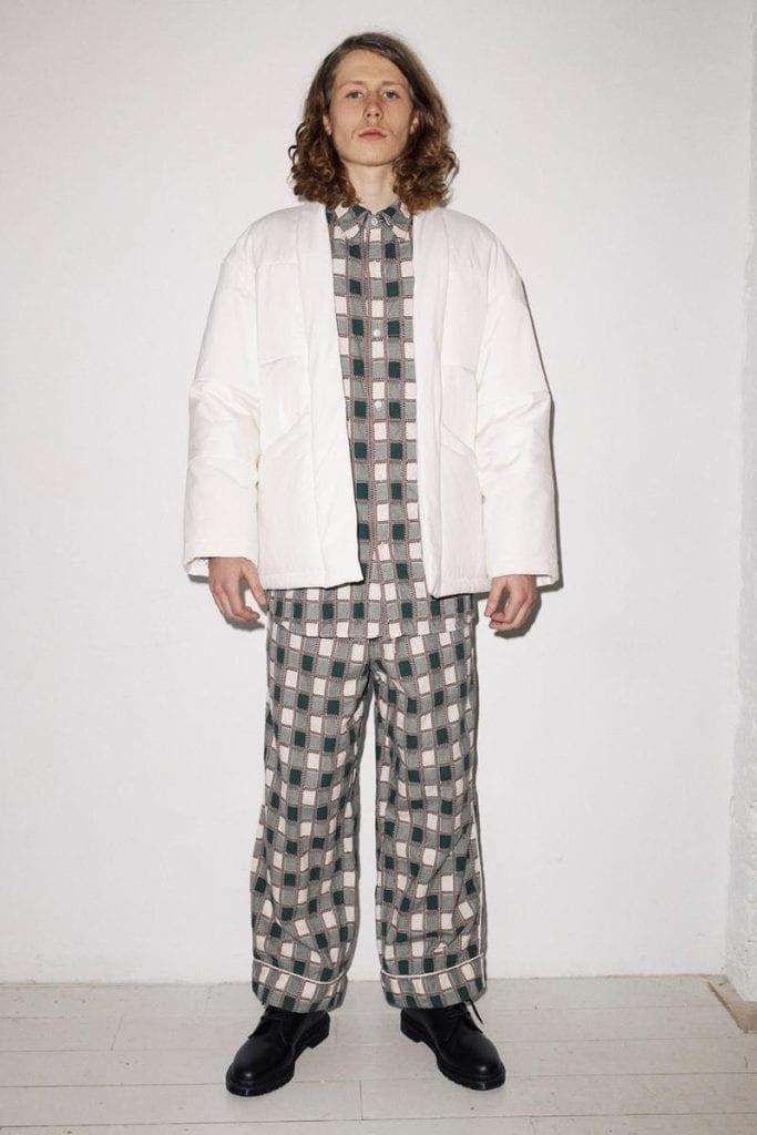 KUON FW20 KUON FW20 Vanity Teen 虚荣青年 Menswear & new faces magazine