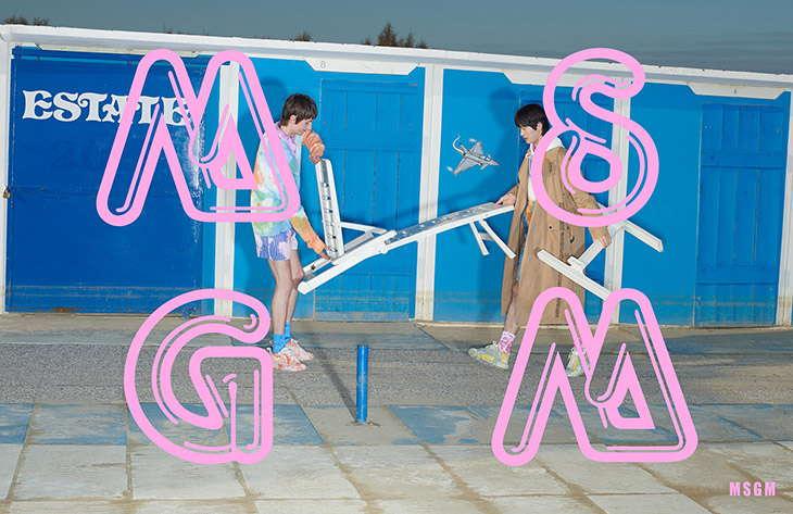 MSGM SS20 MSGM SS20 Vanity Teen 虚荣青年 Menswear & new faces magazine
