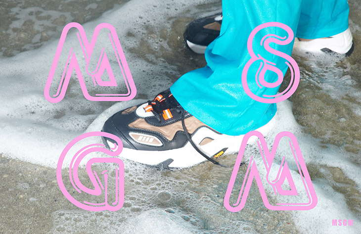 MSGM SS20 MSGM SS20 Vanity Teen 虚荣青年 Menswear & new faces magazine