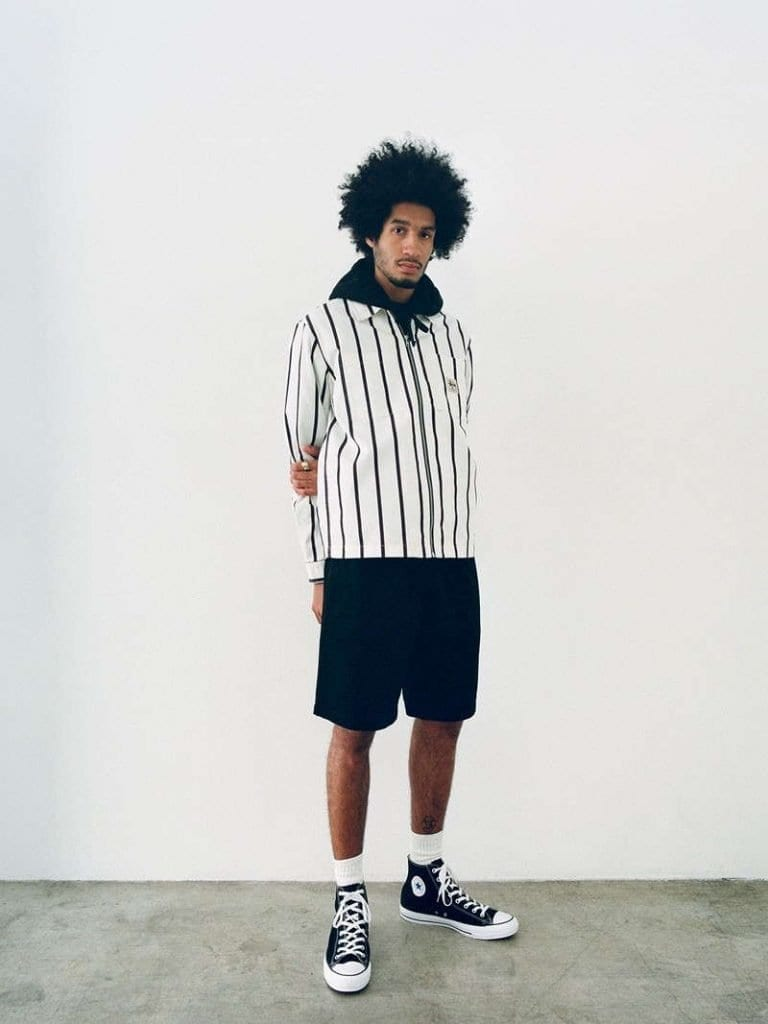 STÜSSY SS20 STÜSSY SS20 Vanity Teen 虚荣青年 Menswear & new faces magazine