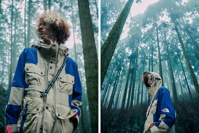 The North Face x Kazuki Kuraishi The North Face x Kazuki Kuraishi Vanity Teen 虚荣青年 Menswear & new faces magazine