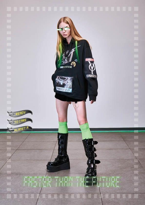 YEZAEL FW20 YEZAEL FW20 Vanity Teen 虚荣青年 Menswear & new faces magazine