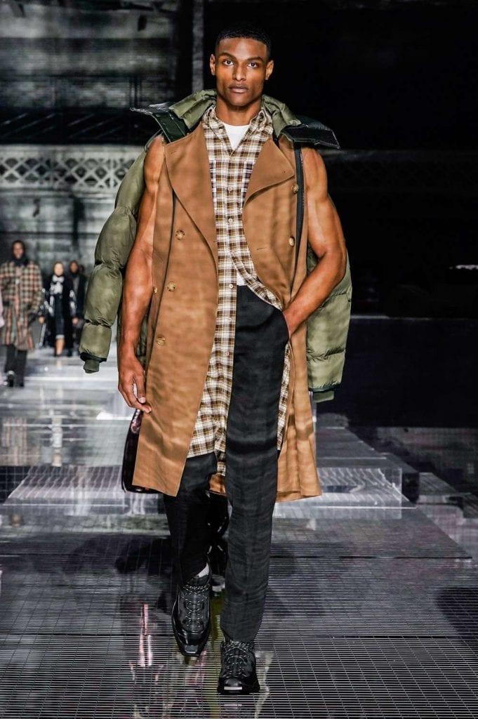 Burberry FW20 Burberry FW20 Vanity Teen 虚荣青年 Menswear & new faces magazine