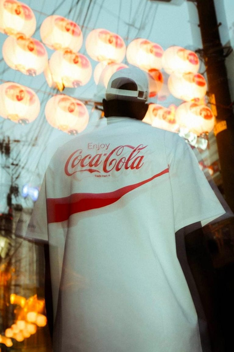 Coca-Cola x Columbia x atmos LAB