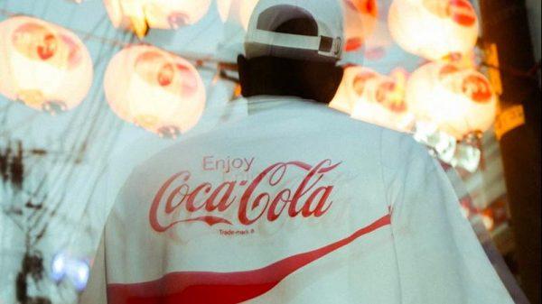 Coca-Cola x Columbia x atmos LAB Coca-Cola x Columbia x atmos LAB Vanity Teen 虚荣青年 Lifestyle & new faces magazine