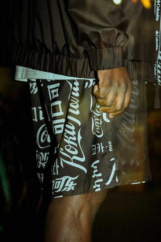 Coca-Cola x Columbia x atmos LAB Coca-Cola x Columbia x atmos LAB Vanity Teen 虚荣青年 Menswear & new faces magazine