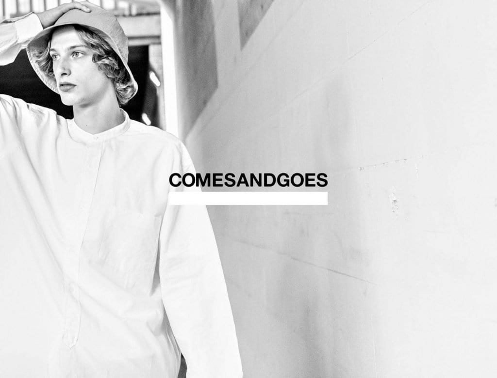 COMEANGDOES SS20 COMEANGDOES SS20 Vanity Teen 虚荣青年 Menswear & new faces magazine
