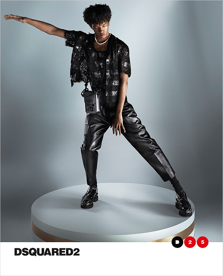 Dsquared2 SS20 Dsquared2 SS20 Vanity Teen Menswear & new faces magazine