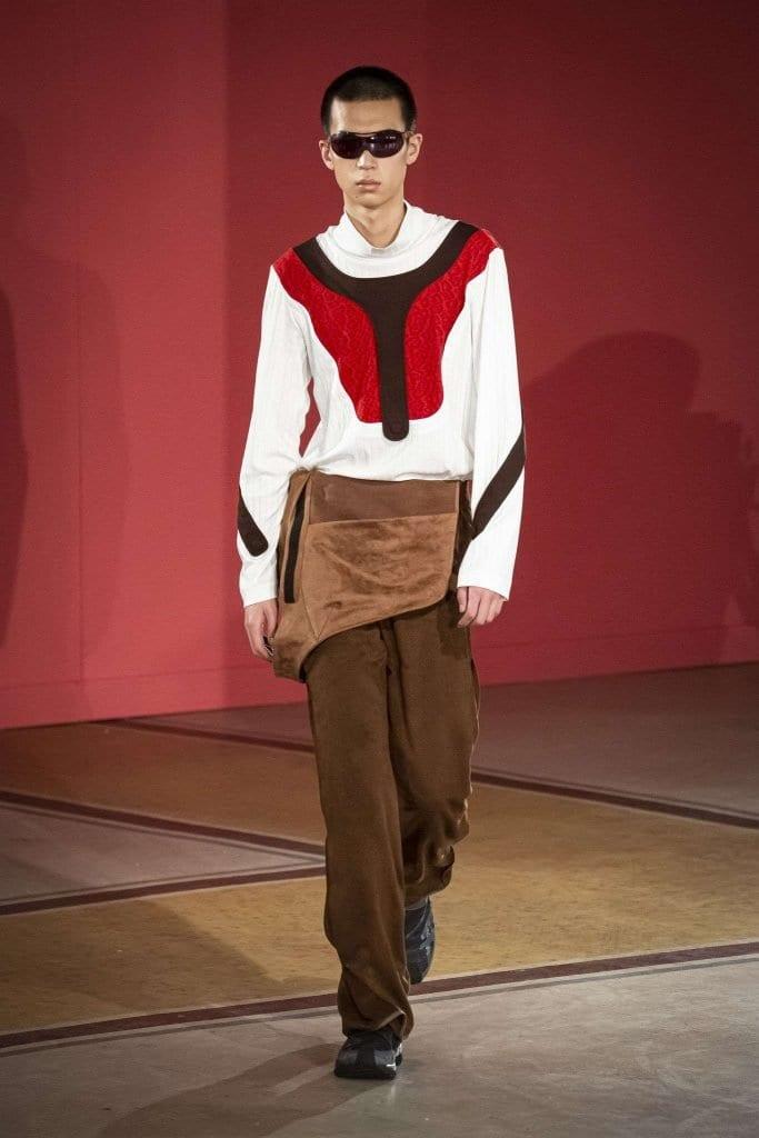 Kiko Kostadinov FW20 Kiko Kostadinov FW20 Vanity Teen 虚荣青年 Menswear & new faces magazine