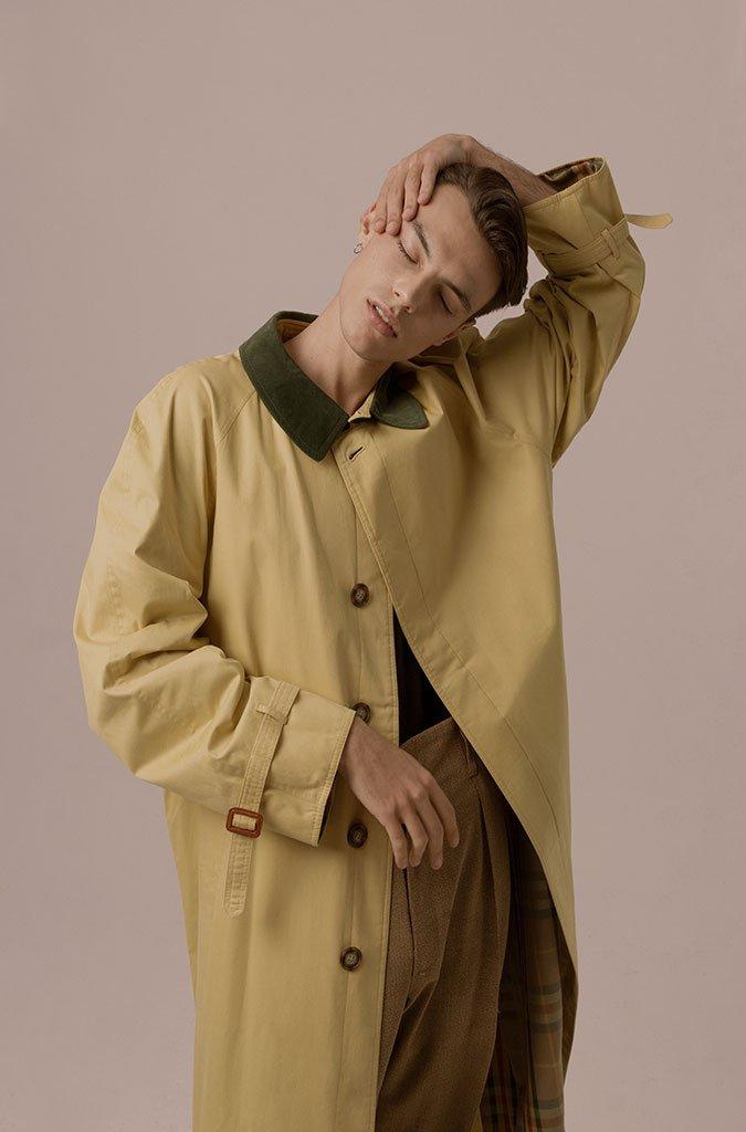Marc Soldado & Joel Escalonilla by Alba Cantero Marc Soldado & Joel Escalonilla by Alba Cantero Vanity Teen 虚荣青年 Menswear & new faces magazine