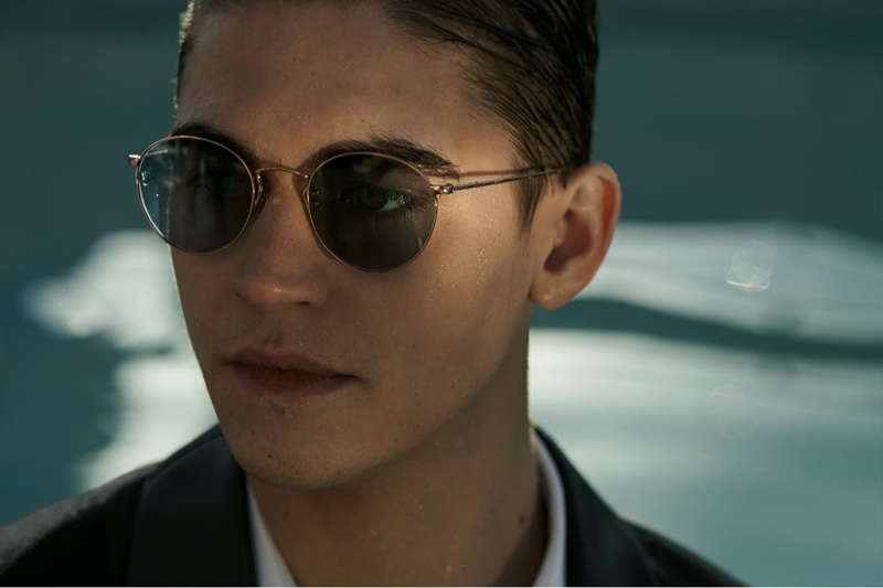 Oliver Peoples SS20 Oliver Peoples SS20 Vanity Teen 虚荣青年 Menswear & new faces magazine