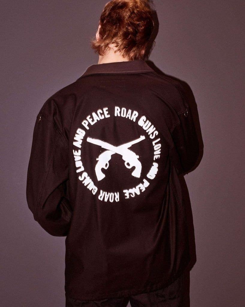 roarguns SS20 roarguns SS20 Vanity Teen 虚荣青年 Menswear & new faces magazine