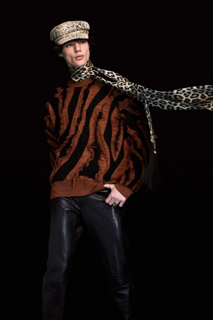 FW20 Roberto Cavalli FW20 Roberto Cavalli Vanity Teen 虚荣青年 Lifestyle & new faces magazine