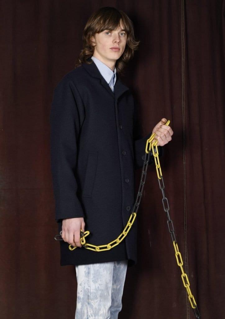 SCHNAYDERMAN'S FW20 SCHNAYDERMAN'S FW20 Vanity Teen 虚荣青年 Menswear & new faces magazine