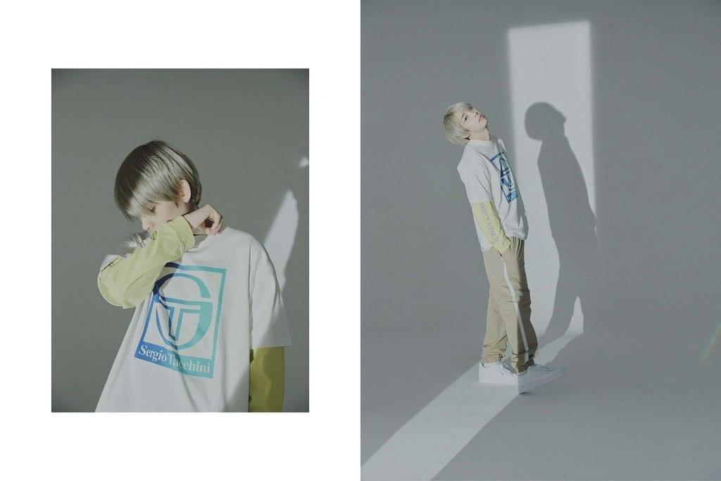 Sergio Tacchini SS20 Sergio Tacchini SS20 Vanity Teen 虚荣青年 Menswear & new faces magazine