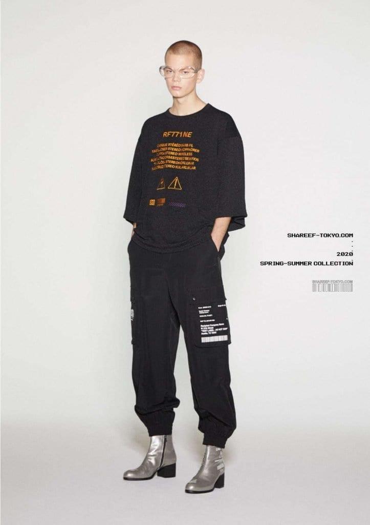 Shareef SS20 Shareef SS20 Vanity Teen 虚荣青年 Menswear & new faces magazine