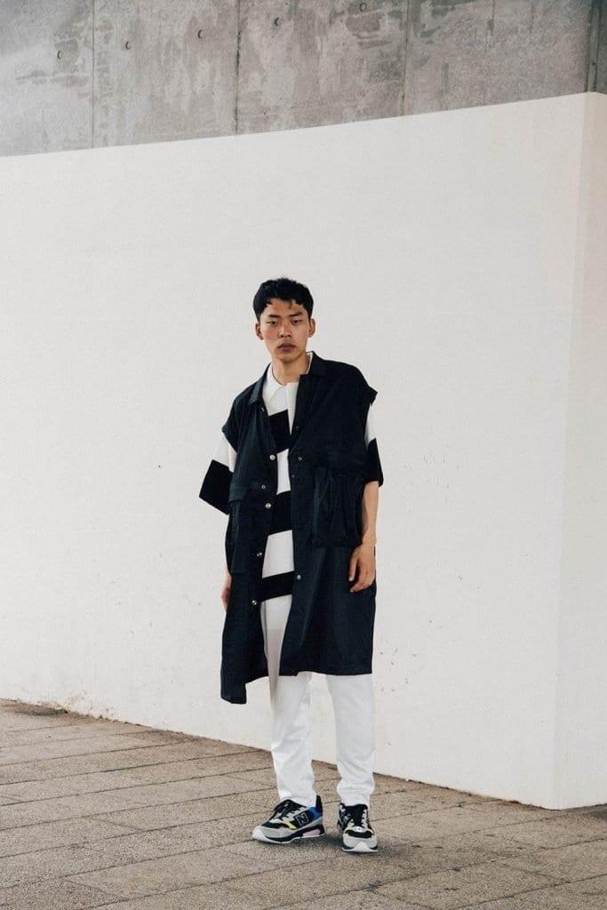 SUPERTHANKS SS20 SUPERTHANKS SS20 Vanity Teen 虚荣青年 Menswear & new faces magazine