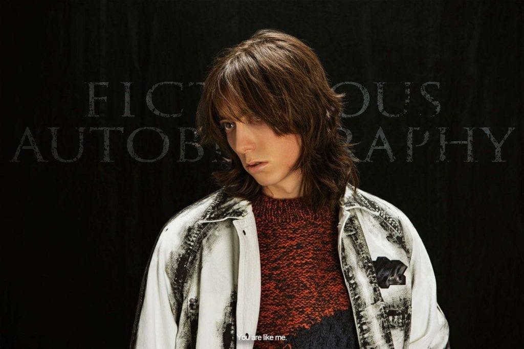 Yuki Hashimoto FW20 Yuki Hashimoto FW20 Vanity Teen 虚荣青年 Menswear & new faces magazine