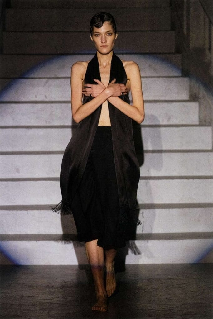 FW 20 DRESSEDUNDRESSED Runway FW 20 DRESSEDUNDRESSED Runway Vanity Teen 虚荣青年 Menswear & new faces magazine