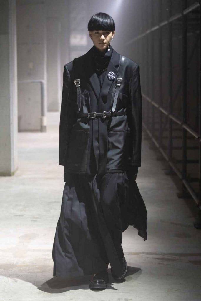 FW20 FORSOMEONE Collection FW20 FORSOMEONE Collection Vanity Teen 虚荣青年 Menswear & new faces magazine