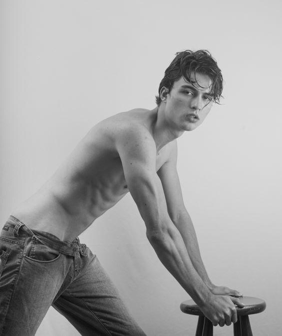 Vanity Teen Exclusive: Igor Westphal by Beto Urbano