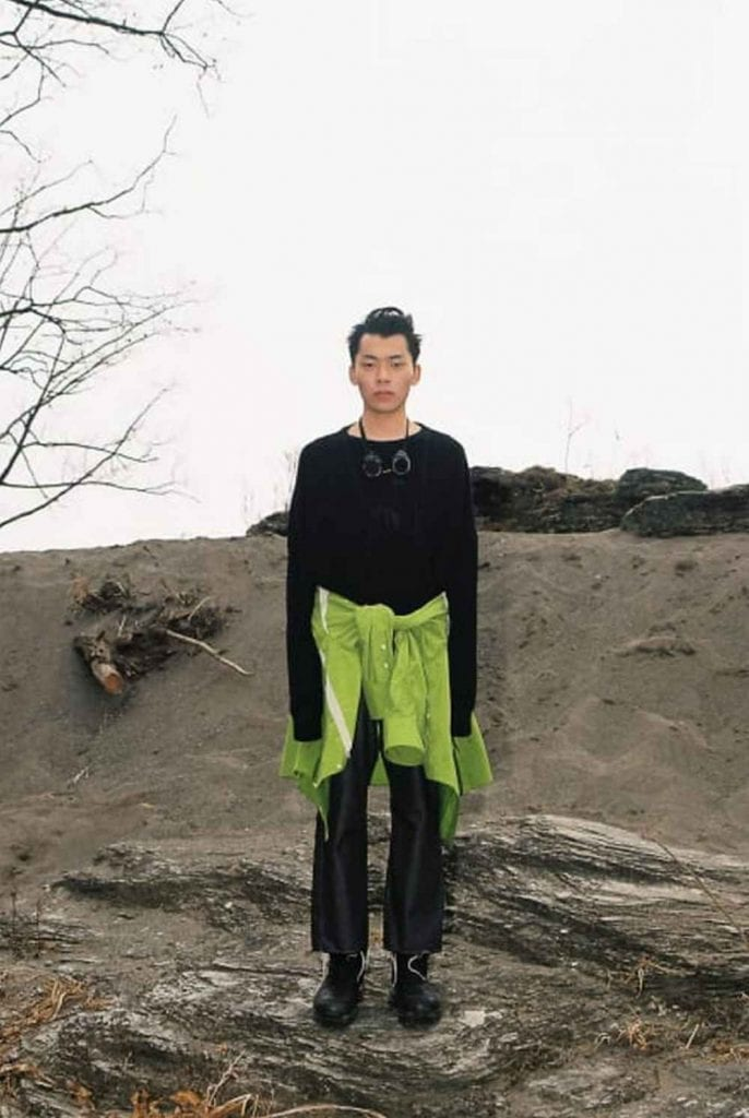 FW20 SAWL Collection FW20 SAWL Collection Vanity Teen 虚荣青年 Menswear & new faces magazine