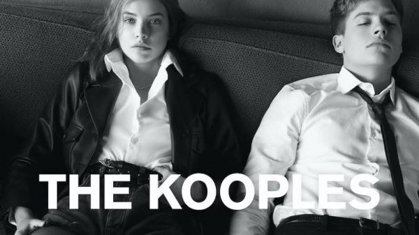 SS20 Barbara Palvin & Dylan Sprouse x The Kooples SS20 Barbara Palvin & Dylan Sprouse x The Kooples Vanity Teen 虚荣青年 Menswear & new faces magazine