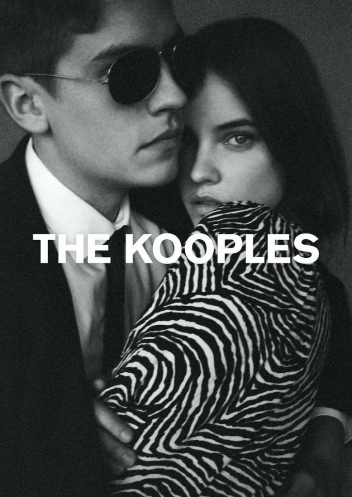 SS20 Barbara Palvin & Dylan Sprouse  x The Kooples  SS20 Barbara Palvin & Dylan Sprouse  x The Kooples Vanity Teen Menswear & new faces magazine