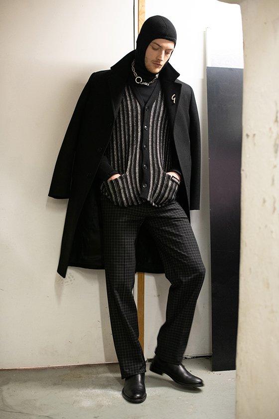 FW20 agnès b. FW20 agnès b. Vanity Teen 虚荣青年 Menswear & new faces magazine
