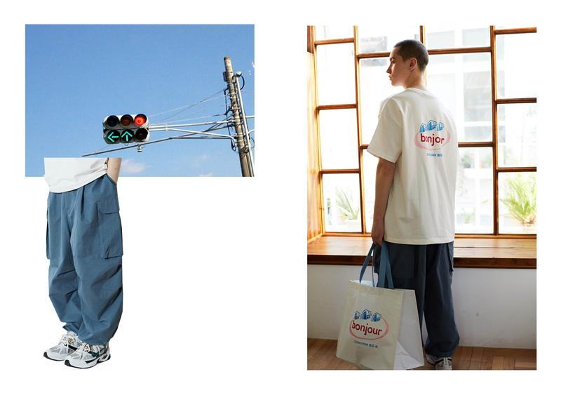 SS20 Conichiwa Bonjour Collection SS20 Conichiwa Bonjour Collection Vanity Teen 虚荣青年 Menswear & new faces magazine