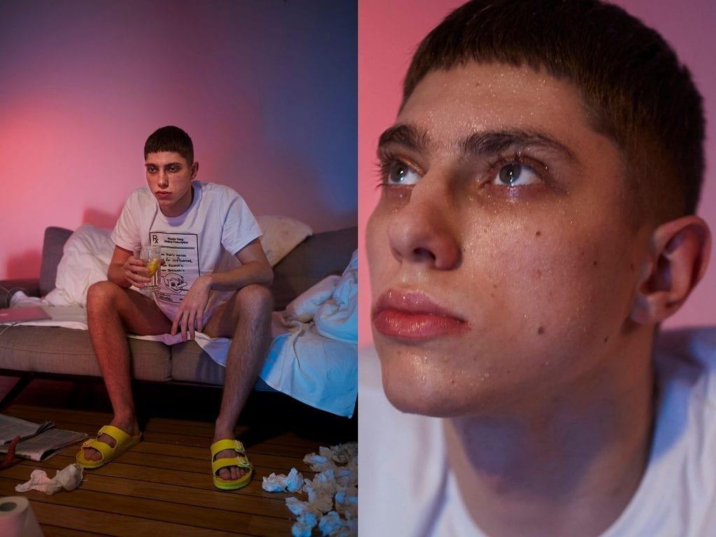 Influenza: Pinokio Campaign Influenza: Pinokio Campaign Vanity Teen 虚荣青年 Menswear & new faces magazine