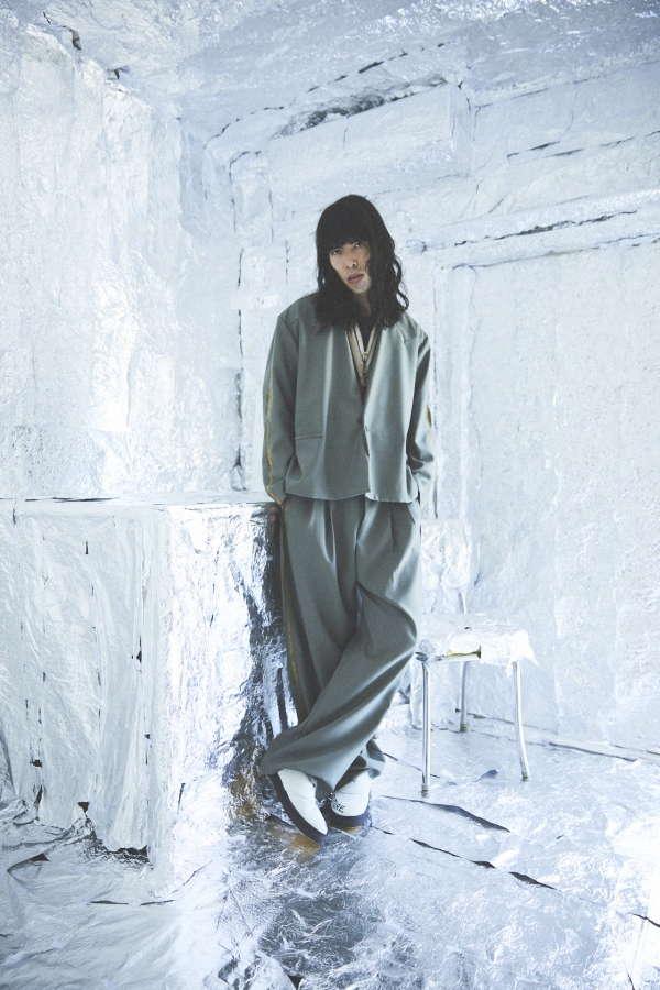 FW20 Mitsuru Okazaki Collection FW20 Mitsuru Okazaki Collection Vanity Teen 虚荣青年 Menswear & new faces magazine