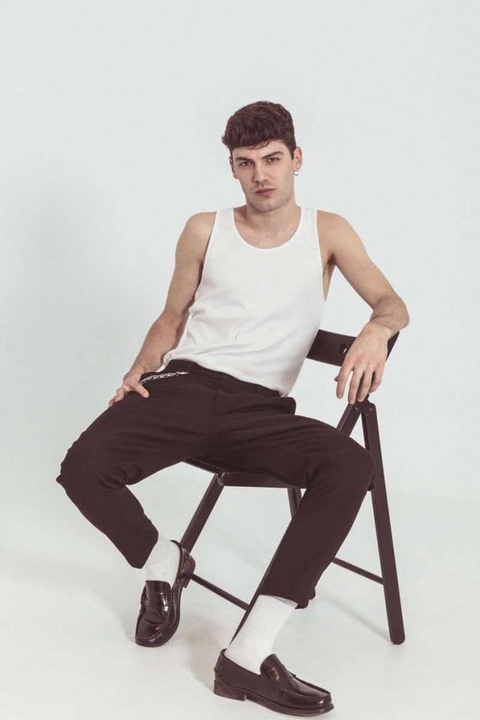 Vanity Teen Exclusive Sergio Espinar by Juanchy Garcia Vanity Teen Exclusive Sergio Espinar by Juanchy Garcia Vanity Teen 虚荣青年 Menswear & new faces magazine