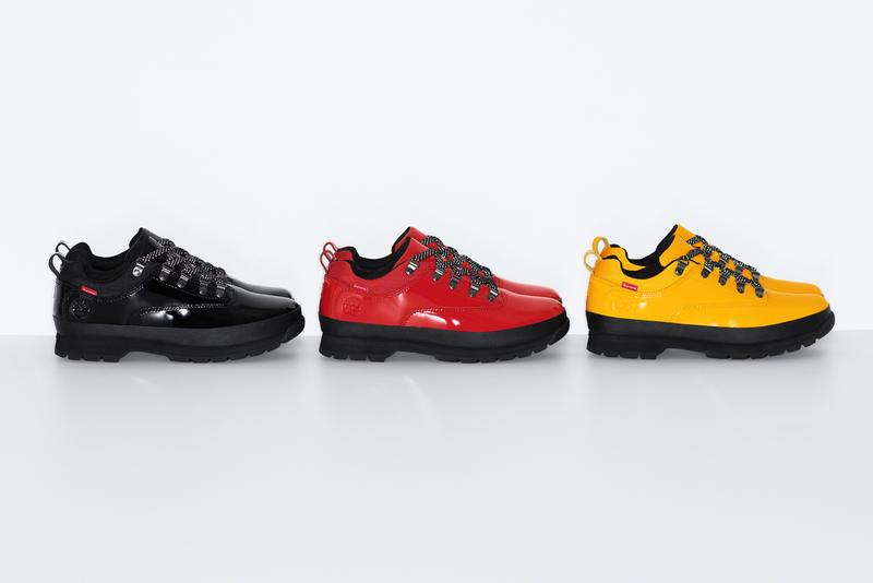 SS20 Supreme x Timberland Collection SS20 Supreme x Timberland Collection Vanity Teen 虚荣青年 Menswear & new faces magazine