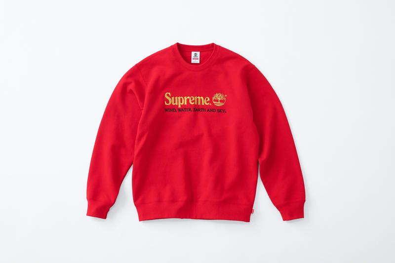 SS20 Supreme x Timberland Collection  SS20 Supreme x Timberland Collection Vanity Teen Menswear & new faces magazine