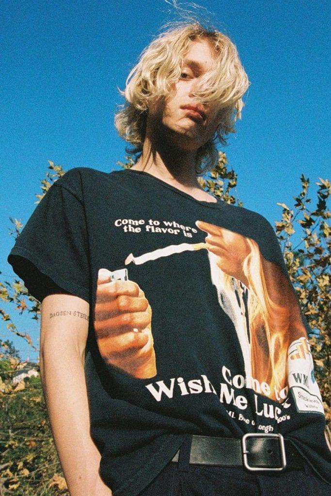 WISH ME LUCK Collection 02 WISH ME LUCK Collection 02 Vanity Teen 虚荣青年 Menswear & new faces magazine