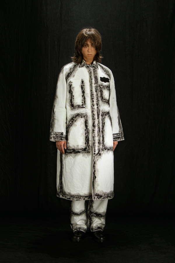 FW20 Yuki Hashimoto Collection FW20 Yuki Hashimoto Collection Vanity Teen 虚荣青年 Menswear & new faces magazine