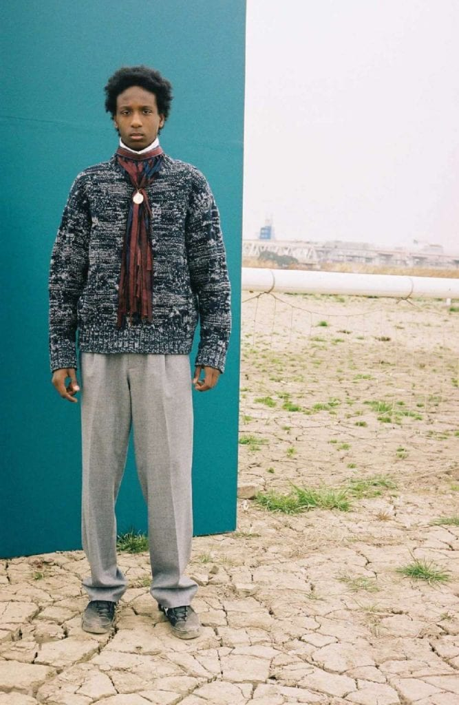 FW20 COGMO Collection FW20 COGMO Collection Vanity Teen 虚荣青年 Menswear & new faces magazine