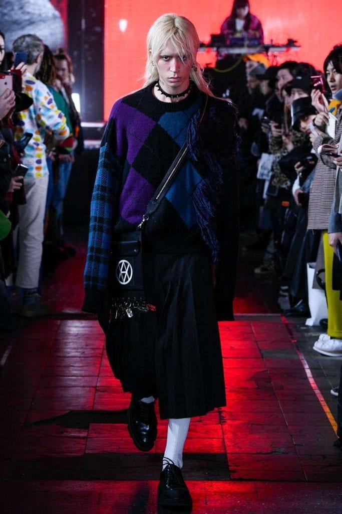 FW20 KIDILL Collection FW20 KIDILL Collection Vanity Teen 虚荣青年 Menswear & new faces magazine