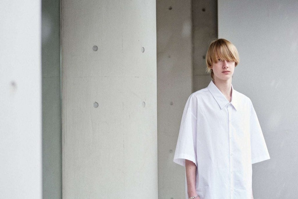 SS20 LAD MUSICIAN Collection SS20 LAD MUSICIAN Collection Vanity Teen 虚荣青年 Menswear & new faces magazine