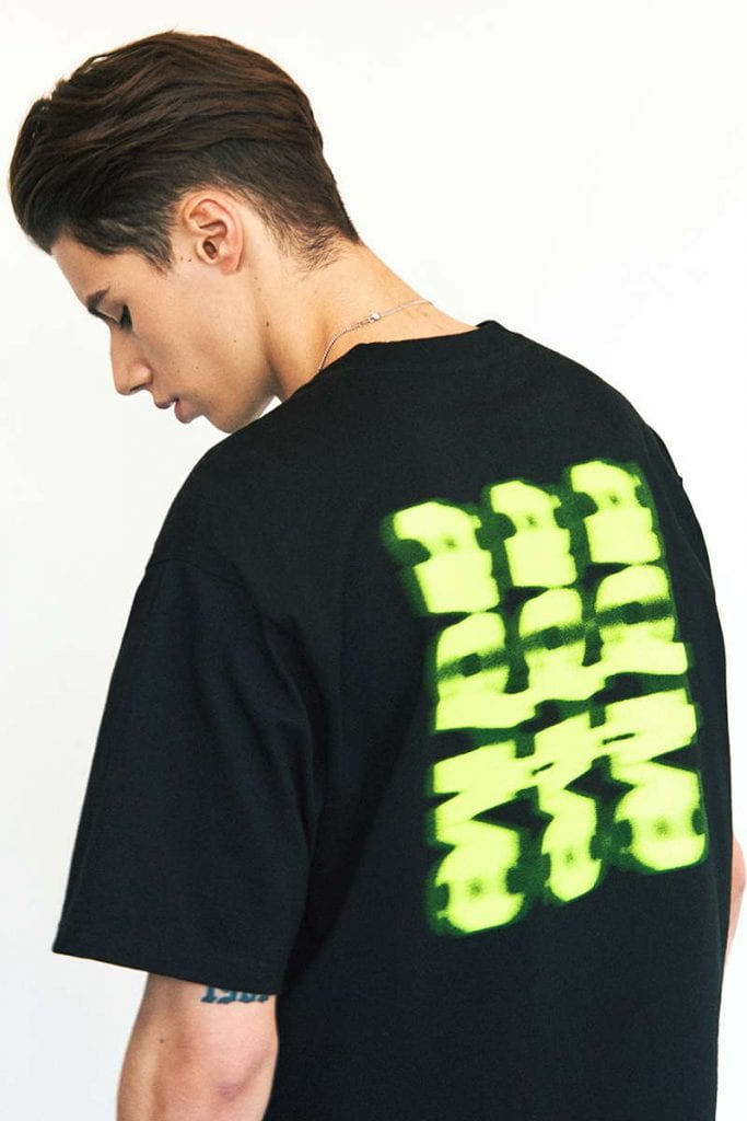 SS20 MAHAGRID Collection SS20 MAHAGRID Collection Vanity Teen 虚荣青年 Menswear & new faces magazine